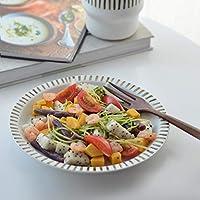 ラーメン磁器ボウルフルーツサラダプレートオートミールシリアル朝食ボウル12インチ (Color : 6911900000)