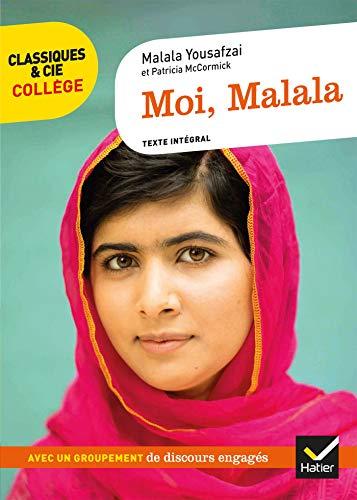 Moi Malala: avec un groupement « Des discours au service de grandes causes »