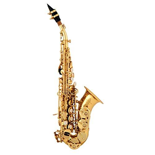 aS Arnolds & Sons ASS 101 C Sopran Saxophon gebogen