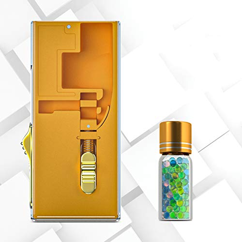 MKXULO 100 pieces aromatic capsules DIY explosion beads Cigarette filter cigarette filter Autofill Box,Orange,Blend