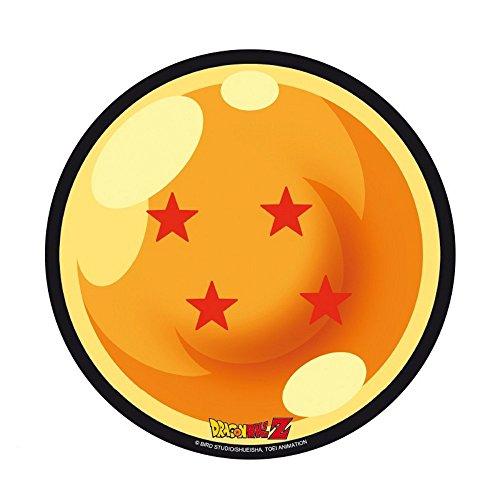 Dragonball Z - Mausmatte Mauspad - Logo - 21,5 cm