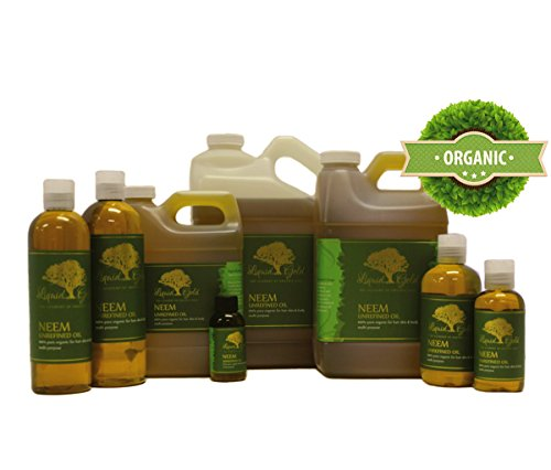 4 Fl.oz Premium Neem Oil Hair Growth & Scalp Skin Care Moisturizer