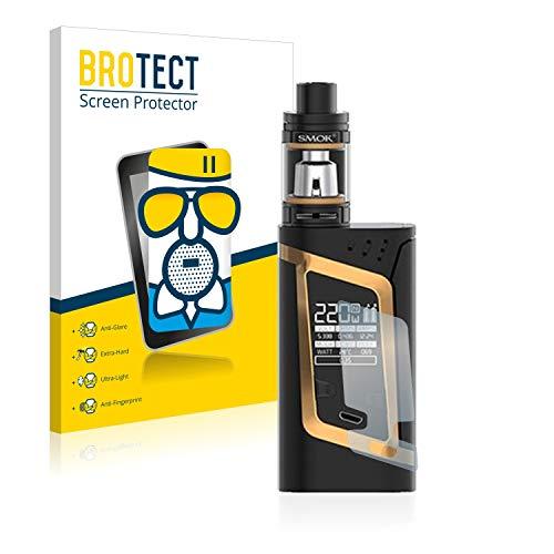 brotect Pellicola Vetro Opaca Compatibile con Smok Alien 220W Protezione Schermo Anti-Riflesso Durezza 9H, AirGlass