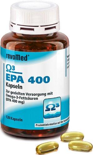 revoMed EPA 400 Kapseln 120St.