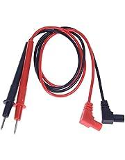 """Haudang Haudang (R) 1 paar 28"""" multimeter meetleidingen - zwart & rood"""