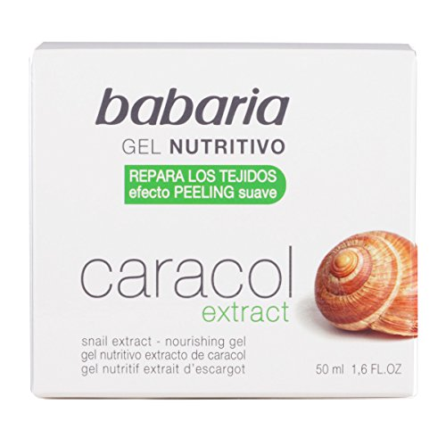 Babaria Caracol Gel Nutritivo 50 ml