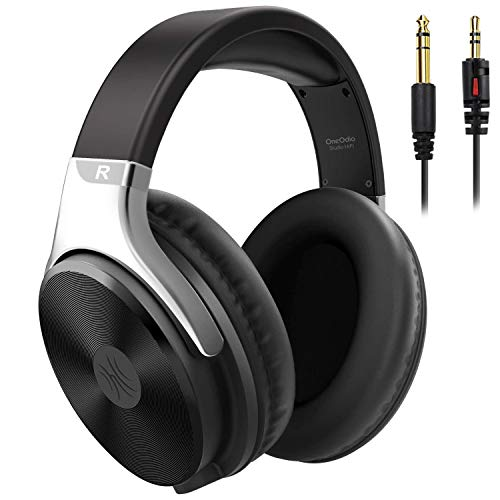 OneOdio Headphone Over Ear Wired Hi-Fi Studio Headphones 50mm Speaker 1/4...