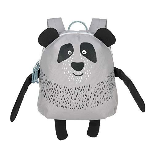 LÄSSIG Kinderrucksack Kindergarten mit Brustgurt ab 3 Jahre/Backpack About Friends, Pau Panda, 28 cm, 3,5 L