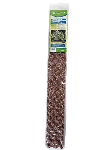 Floraworld Speichermatte Comfort, Braun, 100 x 12,5 x 3,5 cm