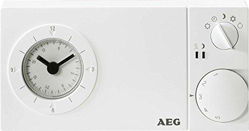 AEG elektronische vloertemperatuurregelaar, THERMO BODEN accessoires Temperatuurregelaar. 24 h-Uhr