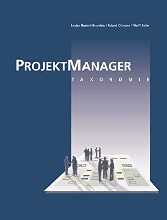 ProjektManager Taxonomie