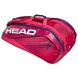 Head Tour Team 9R Supercombi Bolsa de Tenis, Adultos Unisex