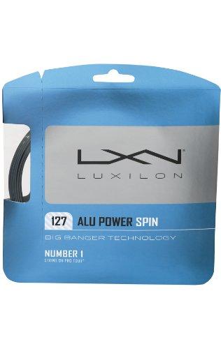 Luxilon ALU Power Spin 127 Tennis Racquet String