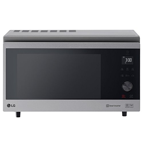 LG Electronics NeoChef MJ 3965 ACS Hybrid-Heißluftofen /  4-in-1: Dampfgarer, Grill, Ofen, Mikrowelle