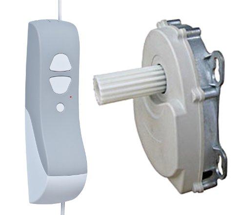 Set Uniroll Wellenmotor Typ 4 Comfort für Sturz-Rollladen