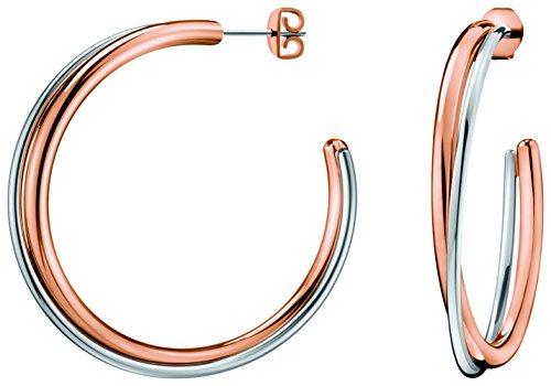 Calvin Klein Damen-Creole Vergoldet KJ8XPE200100