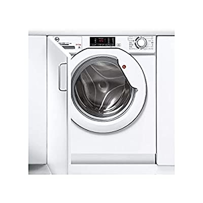 Hoover HBD 485D1E/1-80 8+5Kg 1400 Integrated Washer Dryer, White