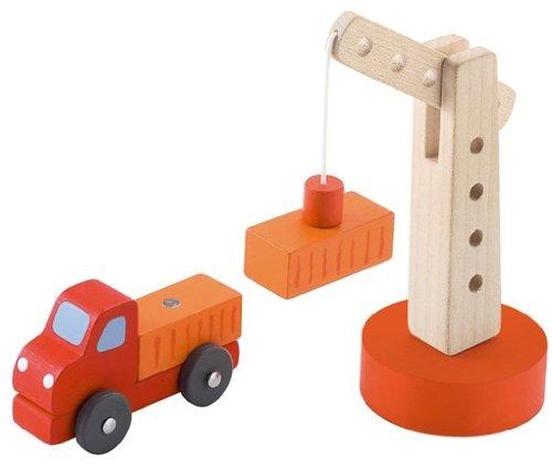 Sevi - 82126 - Modélisme Ferroviaire - Grue avec Camion