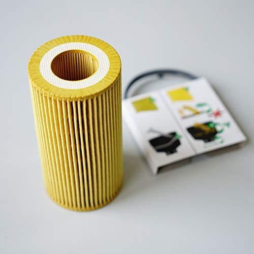 Filtro de combustible Filtro de aceite para A1 / A3 / A4 / A6L / Q3 / TT 2.0 2.5, SEAT ALTEA/EXEO/LEON OCTAVIA V-W GOLF PAS SAT 06D115562# RH3