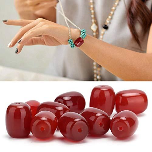 Fornituras de joyería Cuentas de piedra Cuentas de joyería, para hacer bricolaje Pendientes Collar Pulsera