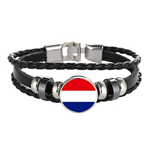 Holland Niederlande Flagge Geflochtenes...