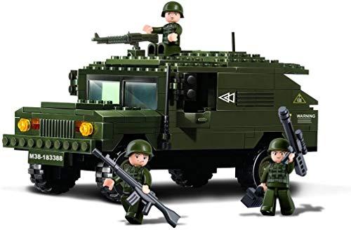 Sluban M38-B9900 - Baukasten - Armee -  Geländekampfwagen