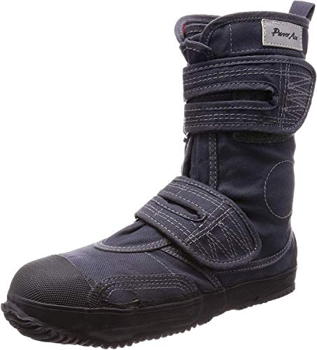 Power Ace Japanese Tabi Safety Boots (11.5 W US Men (29cm), Grey)