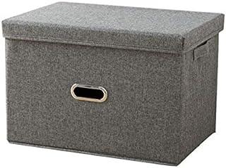 Lpiotyucwh Paniers et Boîtes De Rangement, Boîte de rangement pliable Boîte de stockage Boîte de rangement Boîte de rangem...
