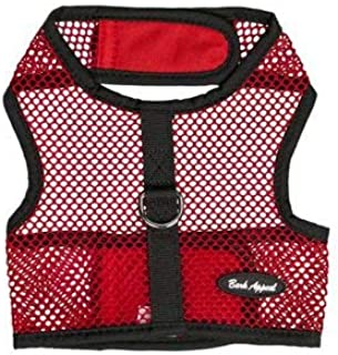 Dog Harness: Bark Appeal Netted Wrap N Go Harness