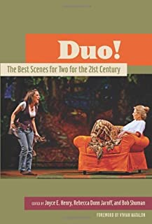 Duo!: The Best Scenes for Two for the 21st Century (Applause Acting Series)