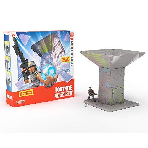 Fortnite - Fort Display y 1 Fig (Giochi Preziosi FRT15000)