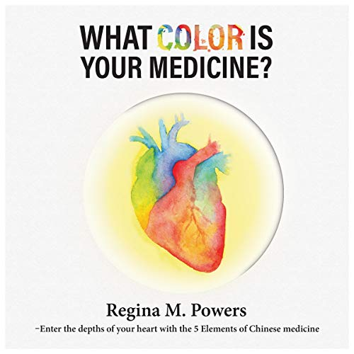 What Color Is Your Medicine? audiobook cover art