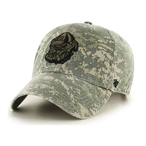 camo bulldogs hat - 7