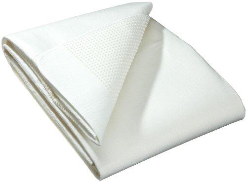 Biberna 809504/001/144 Isolateur de sommier anti-dérapant, pour sommier à lattes, isolant et...