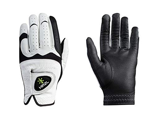 HIRZL Trust Hybrid Plus+ Men (White/Black LH, M)