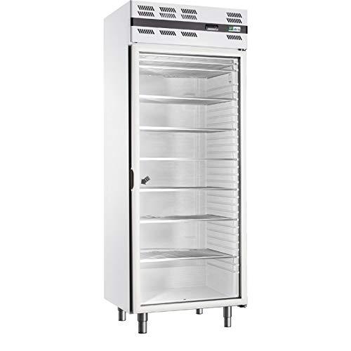 Armoire Réfrigérée Négative Porte Vitrée - 535 Litres - AFI Collin Lucy - Blanc R290 1 Porte Vitrée