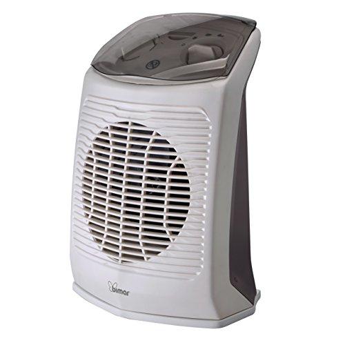 Bimar Calefactor Electrico Baño HF200, Calentador de Ventil