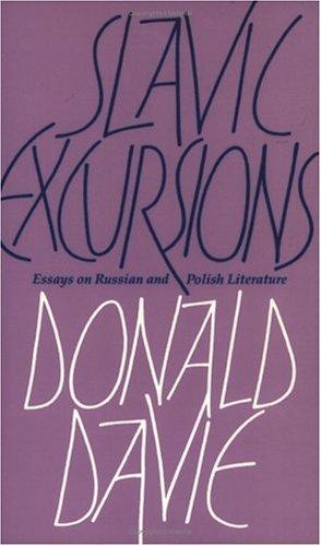 Slavic Excursions: Essays on Russian and Polish Literatureの詳細を見る