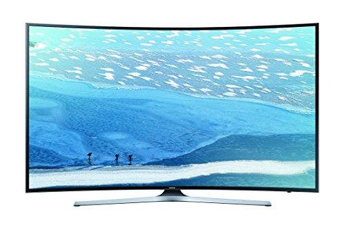 Samsung KU6179 101 cm (40 Zoll) Curved Fernseher (Ultra HD, Triple Tuner, Smart TV)