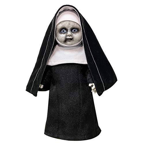 Figura coleccionable de monja, modelo de película de terror juguetes muñeca regalo decoración de escritorio