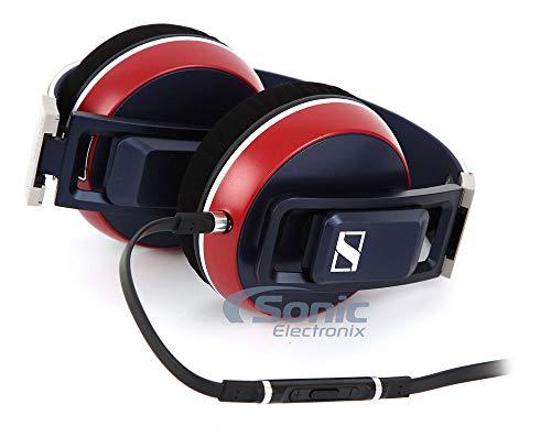 Sennheiser On-Ear-Kopfhörer Nation 7.9 x 3.2 x 9 Inches rot