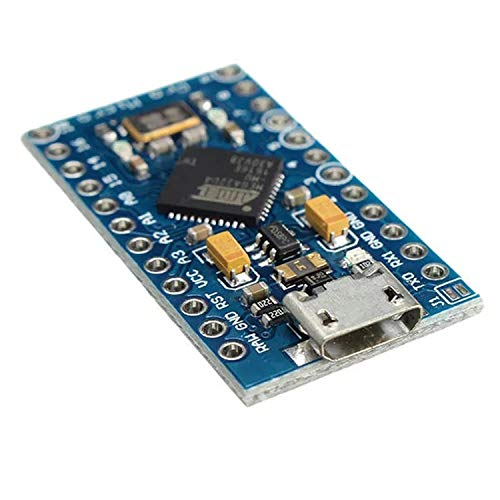 LDTR Scheda di Sviluppo microcontrollore CSK-W11 Mini Leonardo for Arduinos PRO Micro 5V 16M