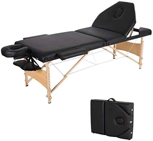 Amazing Deal FQDS Massage Bed Portable Household Massage Health Care and Physiotherapy Beauty Bed Ta...
