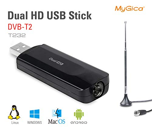 MyGica ATV1960 S912 Octa Core Android 7.1 TV Box Streaming Media Player 3GB/16GB/4K/HDR/1000M LAN/Internal with Voice Remote