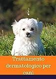 Trattamento dermatologico per cani