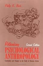 أعيدي التفكير psychological anthropology: continuity و تغيير في غرفة الدراسة بشري من ACTION ، الإصدار الثاني