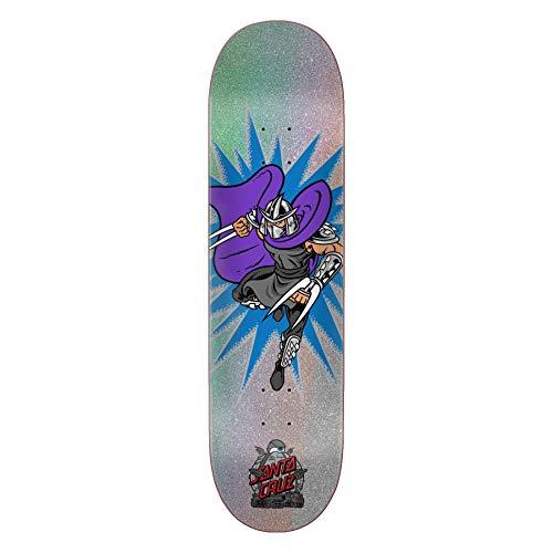 Santa Cruz x TMNT Skateboard Deck Shredder 8.0