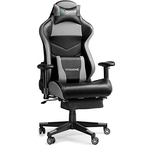 YITAHOME Gaming Chair Ergonomic Racing Style High Back PC Computer Game Chair