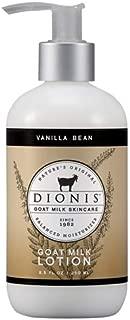 Dionis Goat Milk Skincare Lotion (Vanilla Bean, 8.5 oz)