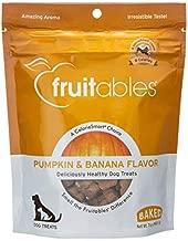 Fruitables Pumpkin & Banana Natural Dog Biscuits